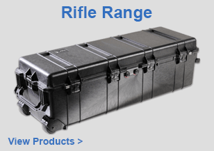 Waterproof Standard Peli Rifle Range
