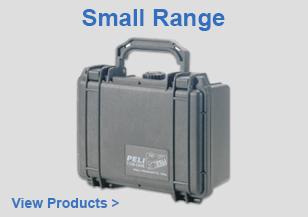 Waterproof Standard Peli Small Range