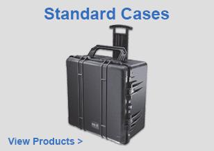 PELI Waterproof Standard Case Range