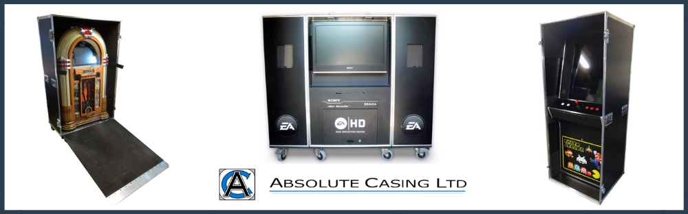 Entertainment Industry Flight Cases from Absolute Casing