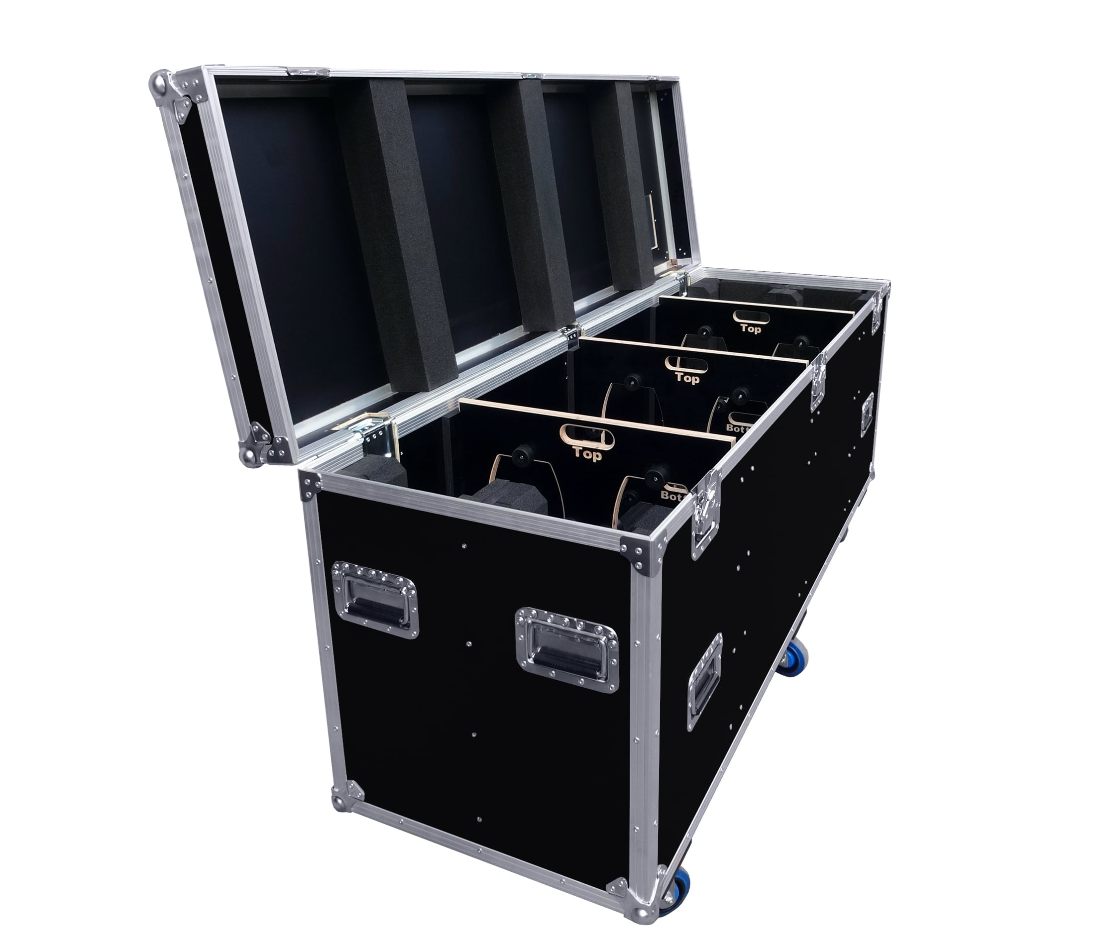 Absolute Casing - Audio Visual - Lighting Flight Case