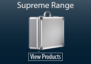 Supreme bwh Koffer Aluminum Cases