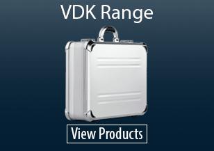 bwh Koffer VDK Aluminium Cases