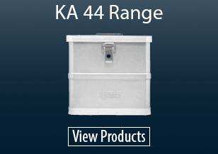 KA 44 SKB Aluminium Cases