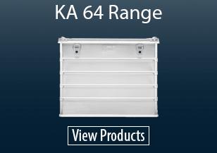 SKB KA64 Aluminium Cases