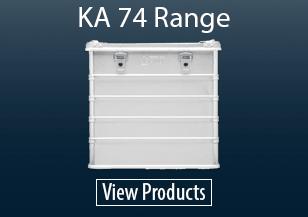 KA 74 SKB Aluminium Cases