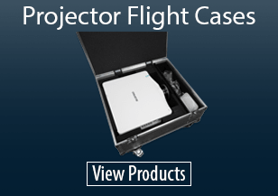 Projector Flight Cases