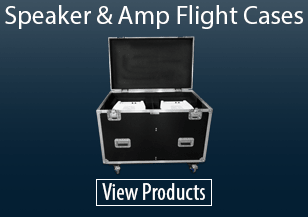Speaker & Amp Flight Cases