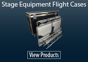 Stage Equipment Flight Cases