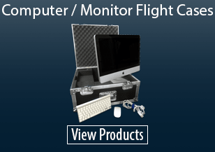 Computer / Monitor Flight Cases