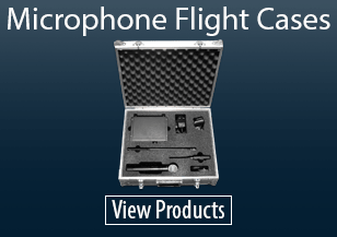 Microphone Flight Cases