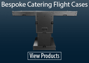 Bespoke Catering Flight Cases