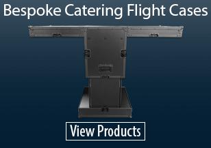 Bespoke Catering Flight Cases