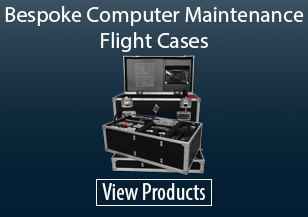 Bespoke Computer Maintenance Flight Cases