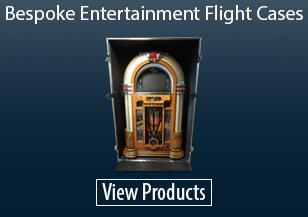 Bespoke Entertainment Flight Cases