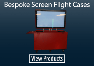 Bespoke Screen Flight Cases