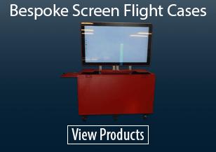 Bespoke Screen Flight Cases
