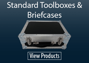 Standard Briefcase & Toolbox Flight Cases