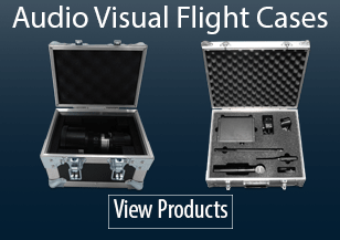 Audio Visual Flight Cases