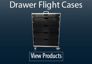 Drawer Flight Cases