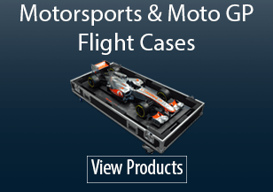 Motorsports & Moto GP Flight Cases