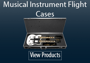 Musical Instrument Flight Cases