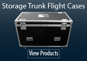 Storage Trunk Flight Cases