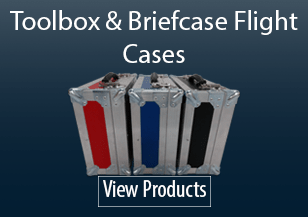 Toolbox & Briefcase Flight Cases