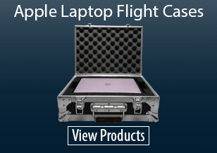 Apple Laptop Flight Cases