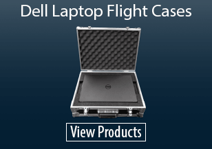 Dell Laptop Flight Cases