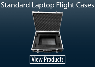 Standard Laptop Flight Cases