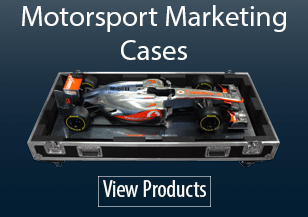 Motorsport Marketing Flight Cases