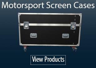 Motorsport Screen Flight Cases