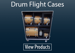 Drum Flight Cases
