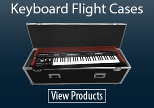 Keyboard Flight Cases