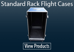 Standard Rack Flight Cases