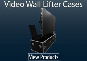Video Wall Lifter Cases