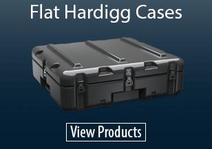 Flat Hardigg Cases
