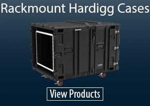 Rackmount Hardigg Cases