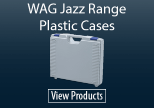 WAG Jazz Range Plastic Cases