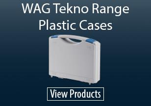 WAG Tekno Range Plastic Cases
