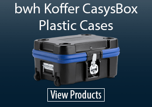 bwh Koffer CasysBox Plastic Cases