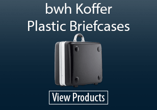 bwh Koffer Plastic Briefcases