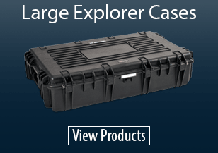 Large Explorer Waterproof Cases