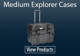 Medium Explorer Waterproof Cases
