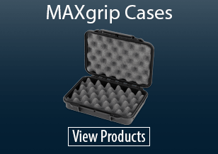 MAXgrip Hand-Held Waterproof Cases