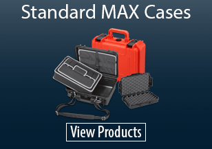 Standard MAX Waterproof Cases