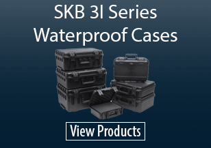 SKB 3I Series Waterproof Cases
