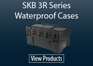 SKB 3R Series Waterproof Cases