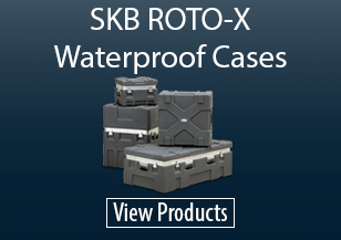 SKB ROTO-X Waterproof Cases